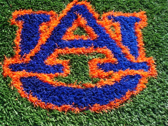 College Logos Turf Rugs
