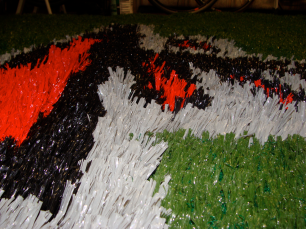 Falcons 2 Inch Pile Tailgate Rug