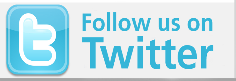 Follow Us On Twitter Button