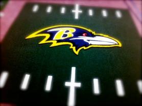 Baltimore Ravens 8 x 8