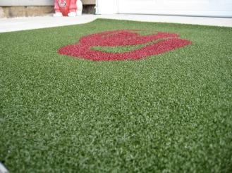 Oklahoma Sooners 1/2 Inch 3 ft. x 5 ft. Doormat