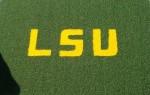 LSU Tigers 1/2 Inch Pile Turf Rug