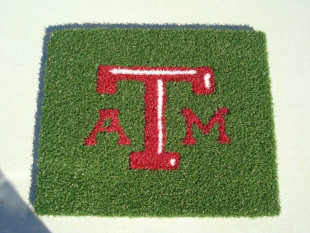 Texas A&M 4 x 4 Doormat