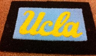 Small Doormat UCLA