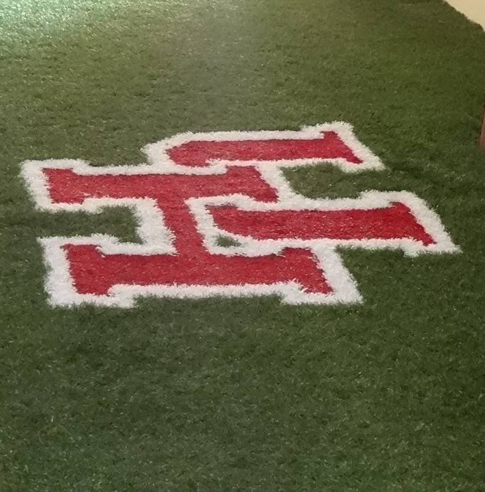 Univ. of Houston 2 inch Turf